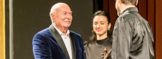 """VIDEO/Foto: Concert cu Tudor Gheorghe la Teatrul """"Aureliu Manea"""" Turda"""