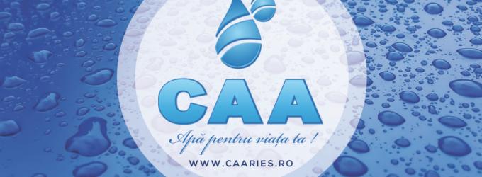 Anunț întrerupere furnizare apă potabilă în municipiul Câmpia Turzii
