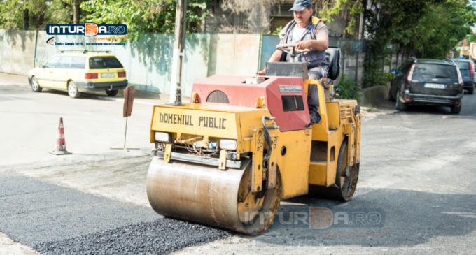 Vezi aici pe ce străzi din Câmpia Turzii se vor efectua lucrări de întreținere și modernizare în următoarea perioadă