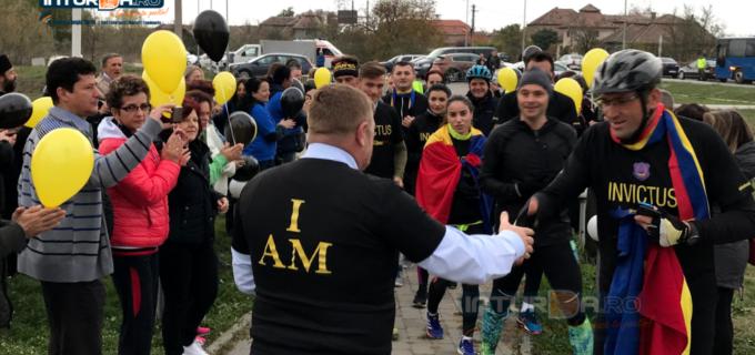 Veteranii Invictus România revin la Câmpia Turzii