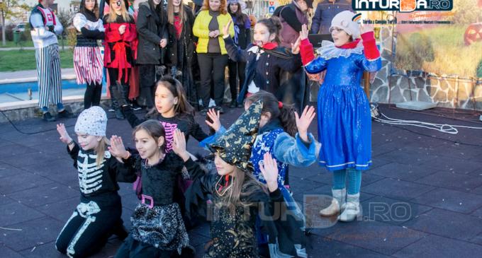 VIDEO/Foto: Halloween Party în Parcul Teilor