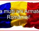 Ziua ARMATEI ROMÂNE va fi sărbătorită la Câmpia Turzii