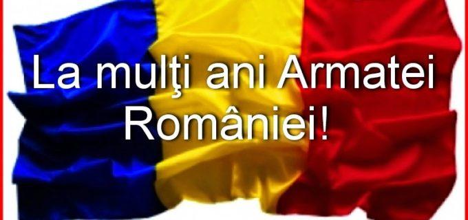 Ziua ARMATEI ROMÂNIEI va fi sărbătorită la Câmpia Turzii