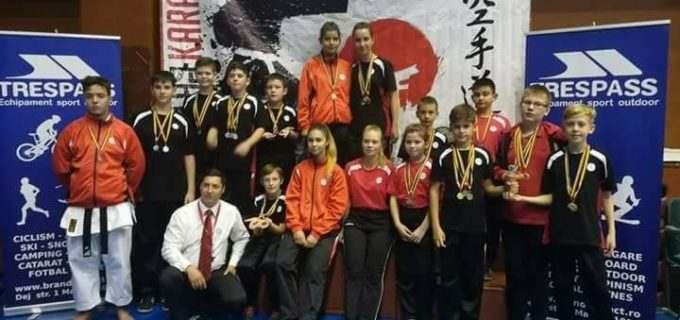 Samuraii turdeni au cucerit 10 medalii de aur, 14 medalii de argint si 7 medalii de bronz la Cupa Samus