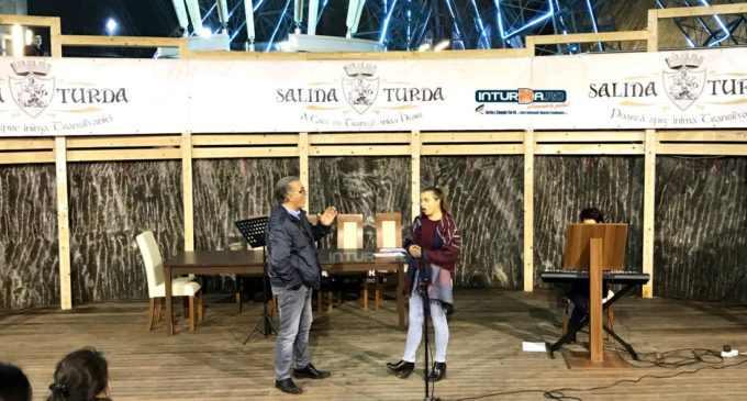 VIDEO: Cursuri internaționale de tehnică și interpretare vocală Masterclasses la Salina Turda