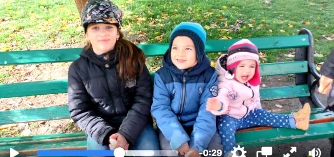 VIDEO: Locurile de joacă din parcurile municipiului vor fi complet reabilitate