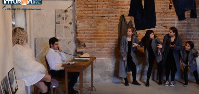 VIDEO/Foto: Refabricat – Eveniment cultural inedit la fost Fabrică de bere Turda