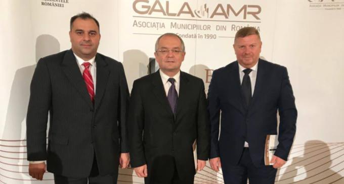 Municipiul Câmpia Turzii – nominalizat pentru Premiul de Excelență în  promovarea și susținerea antreprenoriatului