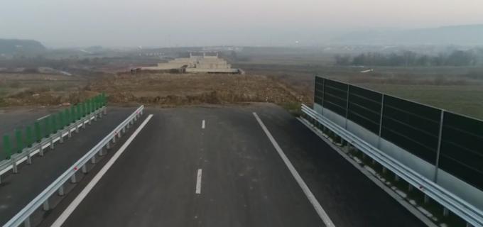Autostradă neîntreruptă din octombrie, între Câmpia Turzii și Nădășelu