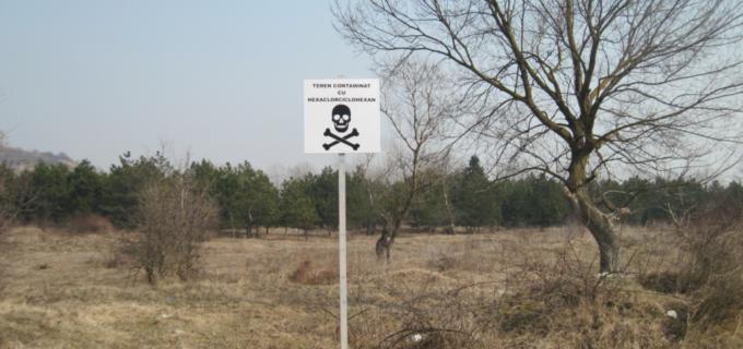 """Anunt privind proiectul """"Reabilitarea Sitului Poluat Istoric – UTC – Poșta Rât"""""""