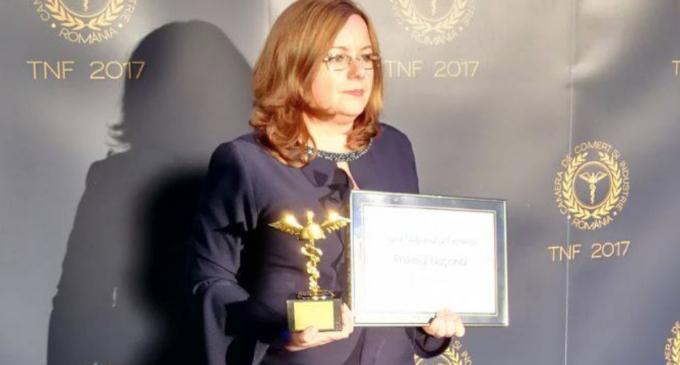 """Salina Turda, locul 2 național în Topul Firmelor! Simona Baciu: """"Este rezultatul unei munci in echipa si a sustinerii reale din parte Primariei Turda si a Consiliului Local"""""""