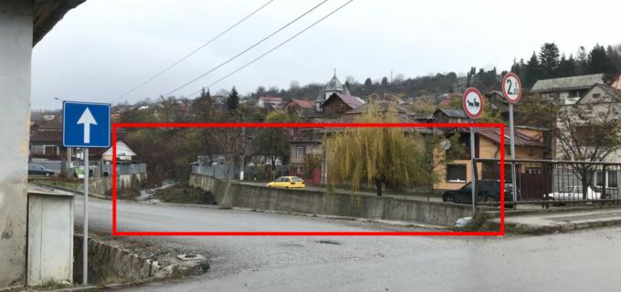 Localnicii cer amplasarea unor parapeți pe strada Aurel Vlaicu