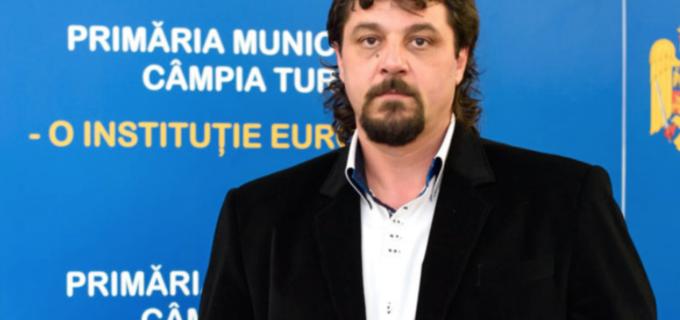 Ghemeș Sabin Marcel este noul Viceprimar al Municipiului Câmpia Turzii