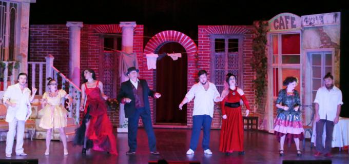 Teatrul Aureliu Manea din Turda, pregătește o săptămână antrenantă, cu spectacole pentru toți iubitorii de artă