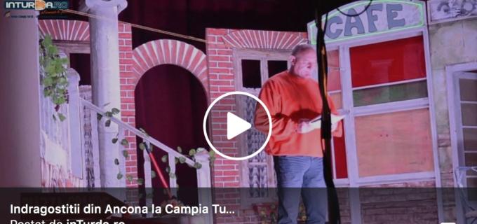 """VIDEO: """"Îndrăgostiții din Ancona"""" au făcut spectacol la Câmpia Turzii"""