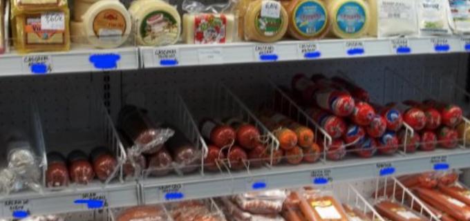 Control la magazinele alimentare din Turda! Au fost descoperite produse cu termen de valabilitate expirat