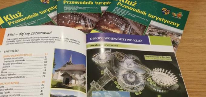 Salina Turda va fi promovată la Târgul Internațional de Turism TT de la Varșovia