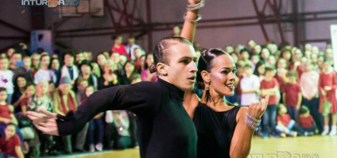 VIDEO/Foto: Spectacol deosebit în acest weekend la Turda – Cupa Potaissa Turda la DANS SPORTIV