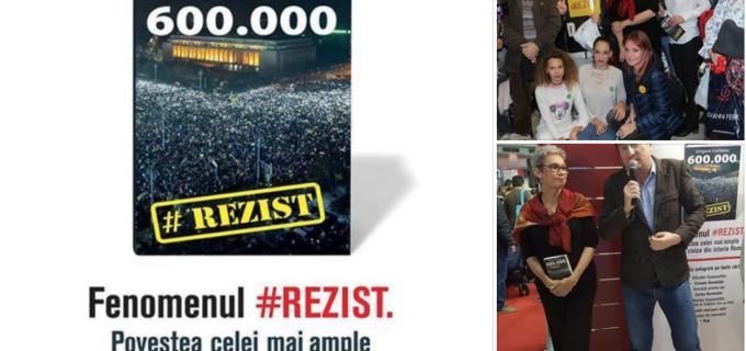 """Grigore Cartianu își lansează la Turda noua sa carte: """"600.000"""" – povestea fenomenului#Rezist"""