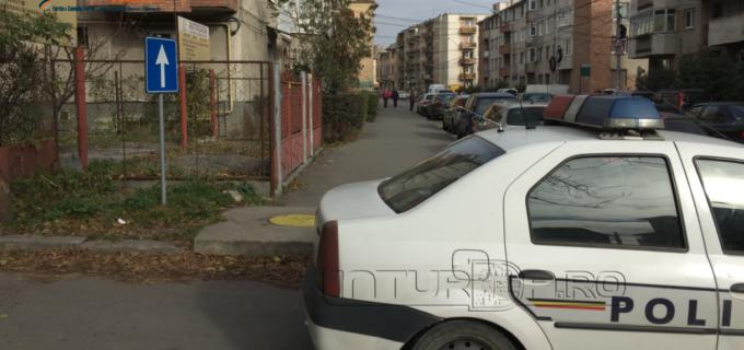 Știrea ta! – FOTO: Poliția din Turda circulă pe interzis!