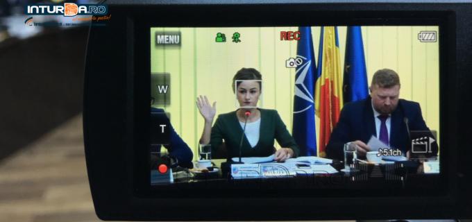 VIDEO: Ședința extraordinară a Consiliului Local al Municipiului Câmpia Turzii