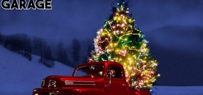 EDO GARAGE va ureaza Sarbatori Fericite si un An Nou Fericit!