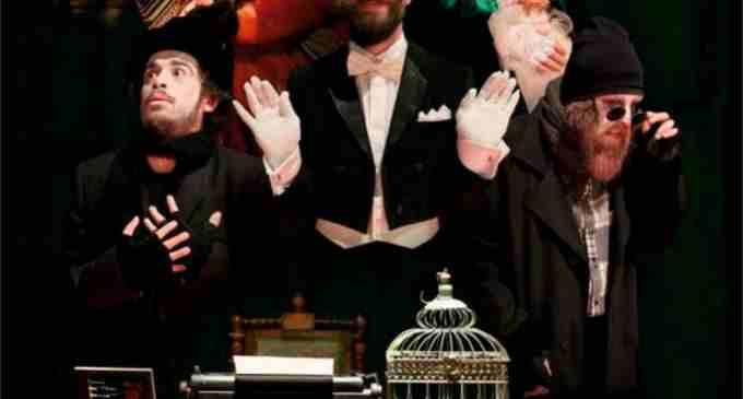 Spectacol caritabil oferit de Teatrul Aureliu Manea Turda