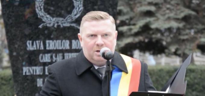 VIDEO -1 Decembrie la Campia Turzii. Dorin Lojigan: Doresc tuturor românilor sănătate, binecuvântări, unitate și bucurie! La Mulți Ani România, La Mulți Ani Campia Turzii!