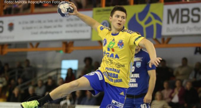 VIDEO/Foto: Potaissa Turda s-a calificat în sferturile Cupei României. Potaissa – CSM Focșani 31-29(19-13)