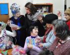 Foto: O zi plină de emoție și momente frumoase la Centrul de Zi Carine Câmpia Turzii
