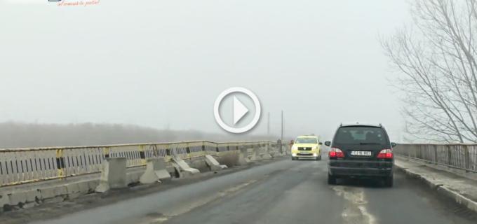 ATENȚIE: În urma expertizei tehinice a podului de pe DN1, circulația va fi restricționată, urmând să se desfășoare intermitent pe un singur sens