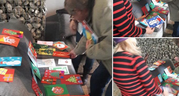 DĂRUIEȘTE APROAPELUI TĂU – Activități de Crăciun pentru copii