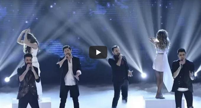 VIDEO: Ad Libitum Voices sunt în FINALA X Factor România. Artiștii au concertat în mai multe rânduri la Turda și Câmpia Turzii