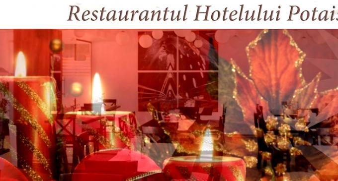Cu ocazia Sărbătorilor de Iarnă, Restaurantul Potaissa a pregătit pentru dumneavoastră un meniu tradițional