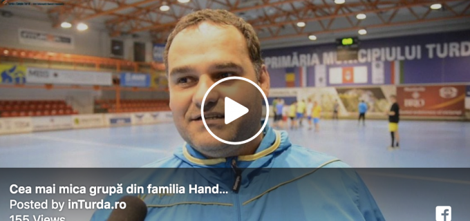 VIDEO – Juniorii Potaissei Turda au încheiat anul cu o partidă inedită: Părinți vs. Copii