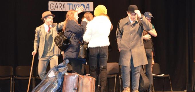 Iată primele rezultate ale cursurilor de teatru în liceele din Turda