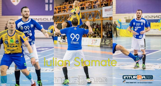 """Iulian Stamate: """"Voi face tot posibilul să obțin rezultate, cel puțin la fel de bune, în lotul echipeiAHC Potaissa Turda"""""""