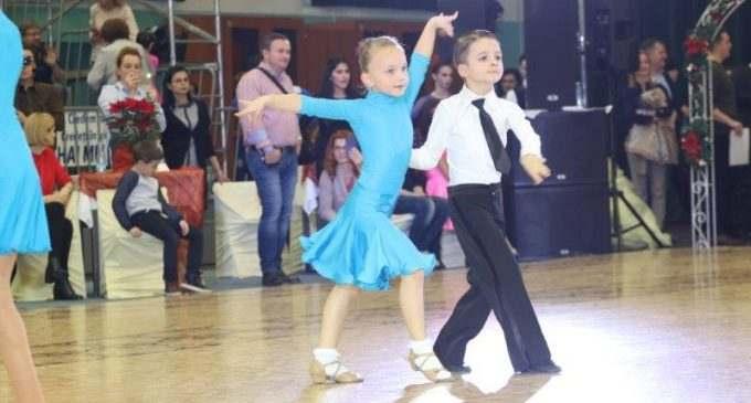 Rezultatele obtinute de sportivii Clubului Dans Sportiv Potaissa Turda la ultimul concurs national din 2017