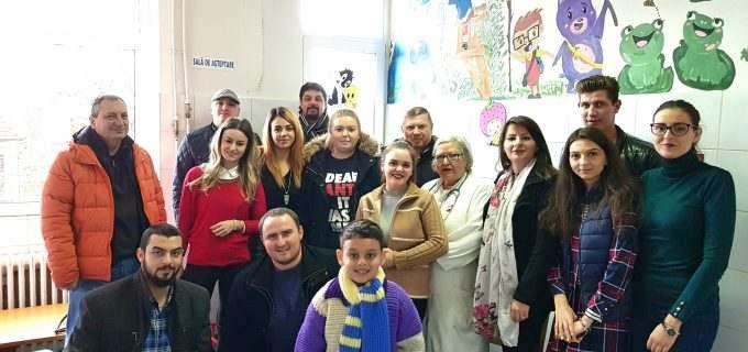 TNL Câmpia Turzii a reamenajat sala de așteptare a Secției de Pediatrie a Spitalului Municipal