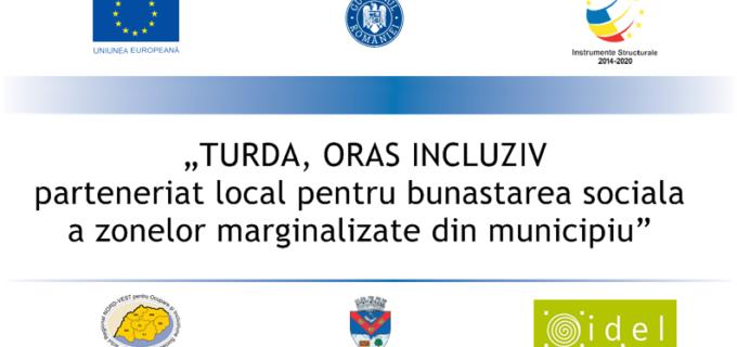 Asociația GAL URBAN TURDA anunță publicul interesat asupra modificării componenței prin validarea a trei noi membri