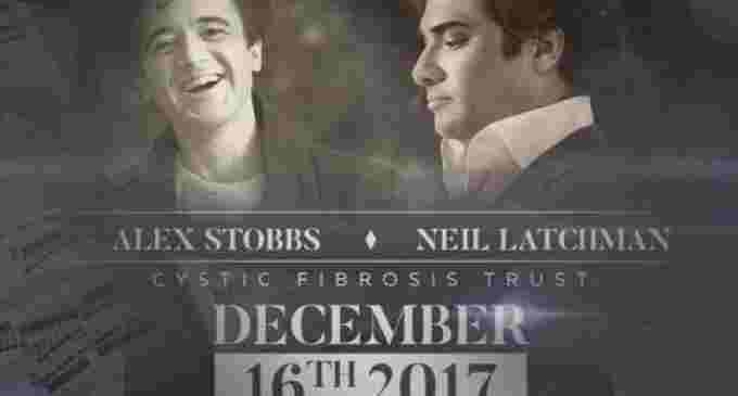 Tenorul Neil Latchman si pianistul Alex Stobbs reuniti intr-un concert caritabil în Salina Turda