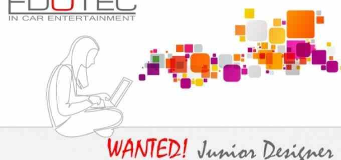 EDOTEC.RO angajeaza Junior Designer editare continut website