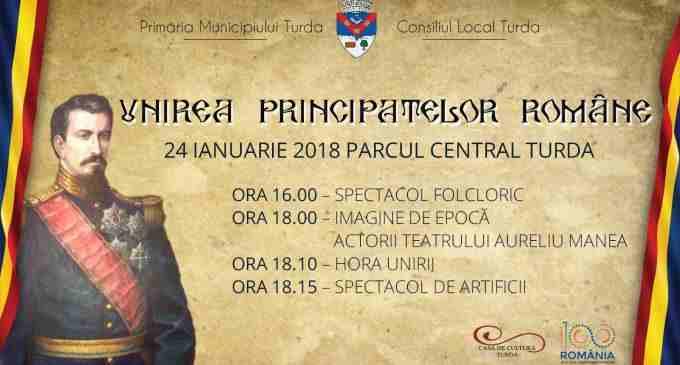 Programul zilei de 24 ianuarie 2018 – Unirea Principatelor Române