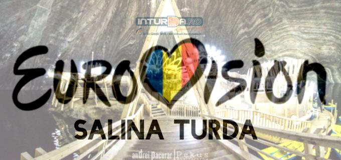 Veste URIAȘĂ pentru Turda. Semifinala EUROVISION 2018 va avea loc în SALINA TURDA