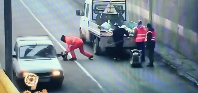 VIDEO: Marea asfaltare de la Câmpia Turzii a ajuns la Neața cu Răzvan și Dani