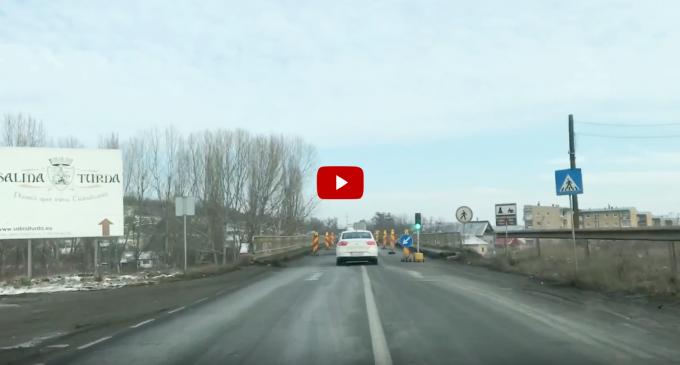 S-a semnat contractul pentru proiectarea și execuția reparațiilor la podul de peste Arieș!