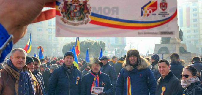 Mircea Irimie, vicepreședinte Pro România: Din păcate la marele eveniment de la Iași nu a participat nici Președintele României, nici Premierul și nici măcar un Ministru