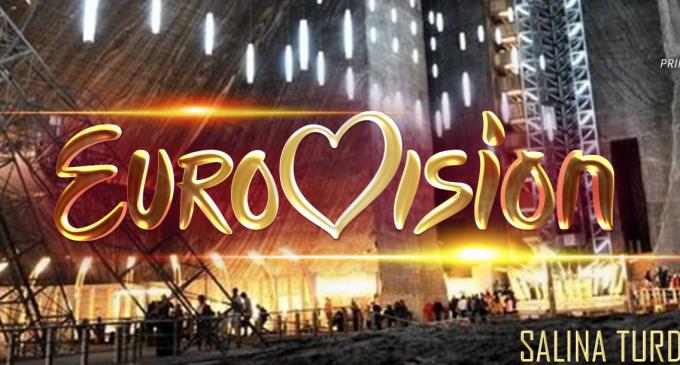 Semifinala Eurovision din Salina Turda, o premieră absolută în istoria concursului, la 90 de metri sub pământ