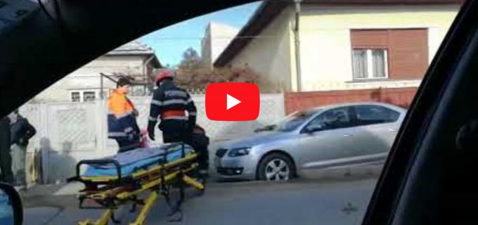 IPJ Cluj, detalii despre accidentul de pe strada Ștefan cel Mare