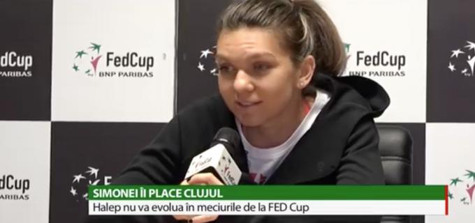 """Simona Halep, """"în vacanță"""" la Cluj, plănuiește să viziteze și Salina Turda"""